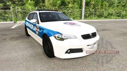 ETK 800-Series Policija v0.05 für BeamNG Drive