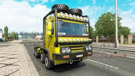 DAF XF 8x4 für Euro Truck Simulator 2