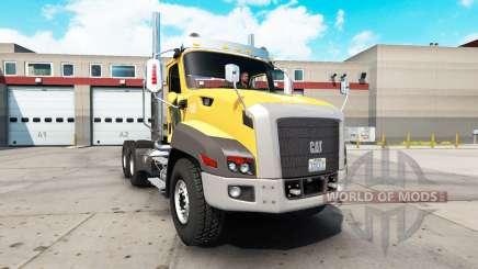 Caterpillar CT660 v2.0 pour American Truck Simulator
