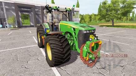 John Deere 8530 v2.3 für Farming Simulator 2017