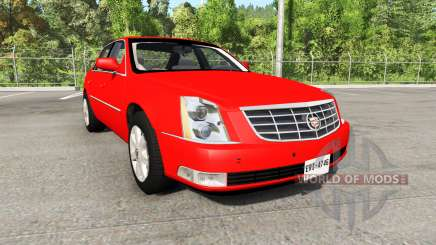 Cadillac DTS remake pour BeamNG Drive
