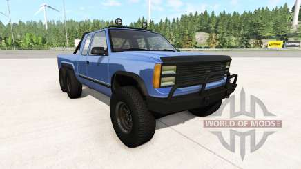 Gavril D-Series 6x6 v0.5.1 pour BeamNG Drive