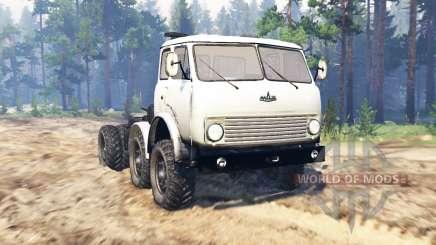 MAZ-520 für Spin Tires