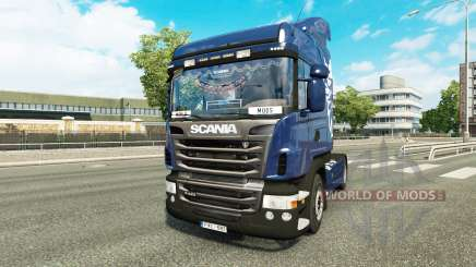 Scania R420 v2.0 für Euro Truck Simulator 2