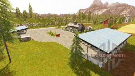 Goldcrest Valley II pour Farming Simulator 2017