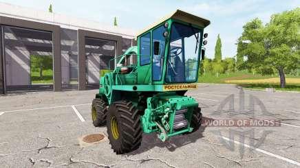 Rostselmash Don 680 für Farming Simulator 2017