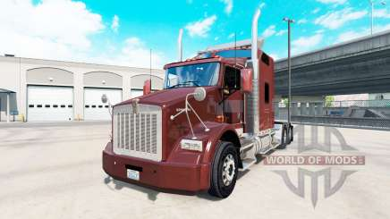 Kenworth T800 v0.5.2 pour American Truck Simulator