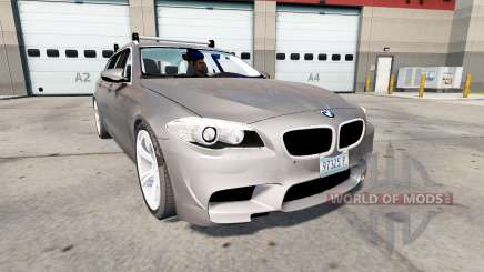 BMW M5 (F11) Touring pour American Truck Simulator