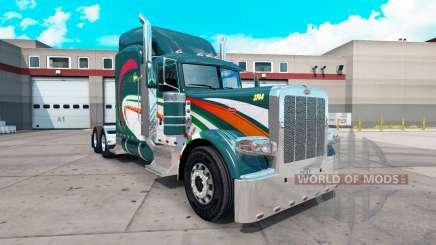 Hoffman v2 skin für den truck-Peterbilt 389 für American Truck Simulator