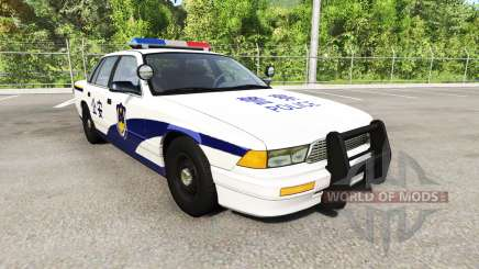 Gavril Grand Marshall Chinese Police pour BeamNG Drive