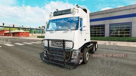 Volvo FH16 pour Euro Truck Simulator 2