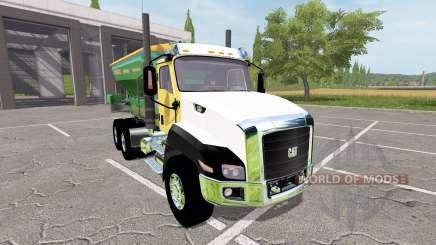 Caterpillar CT660 spreader pour Farming Simulator 2017