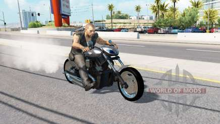 Harley-Davidson pour le trafic pour American Truck Simulator