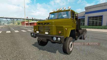 KrAZ-260 v1.16 pour Euro Truck Simulator 2