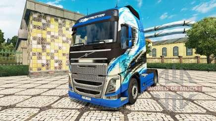 R. Thurhagens skin für Volvo-LKW für Euro Truck Simulator 2