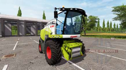 CLAAS Jaguar 840 v1.1 für Farming Simulator 2017