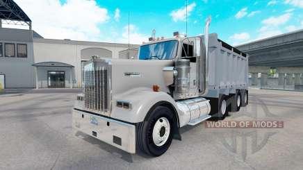 Kenworth W900 dump für American Truck Simulator