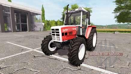 Steyr 8090A Turbo SK2 v2.1 für Farming Simulator 2017