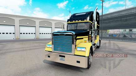 Freightliner Classic XL custom v2.1 pour American Truck Simulator