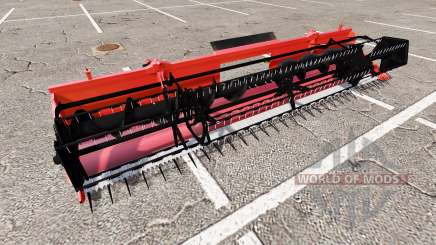 Geringhoff Harvest Star HV660 für Farming Simulator 2017