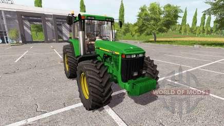 John Deere 8410 für Farming Simulator 2017