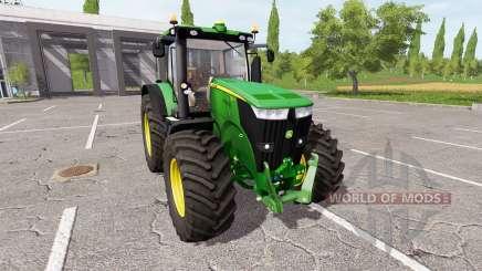 John Deere 7270R pour Farming Simulator 2017