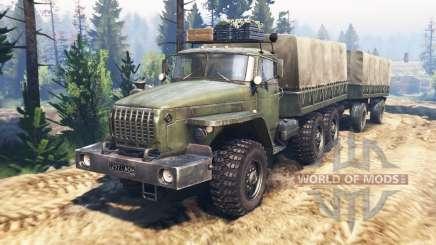 Ural-4320-31 v2.0 für Spin Tires