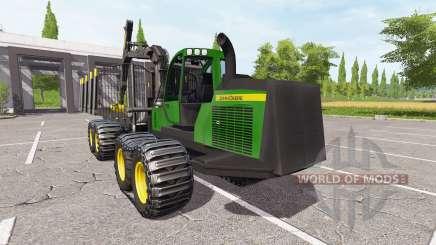 John Deere 1910E pour Farming Simulator 2017