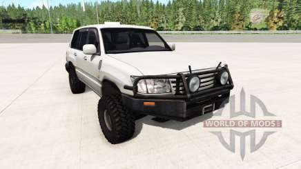 Toyota Land Cruiser 100 v0.5.2 für BeamNG Drive