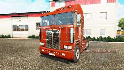 Kenworth K100 v4.0 pour Euro Truck Simulator 2