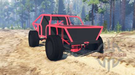Off-road buggy pour Spin Tires