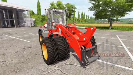Case 721F XR v2.0 pour Farming Simulator 2017
