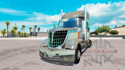 International LoneStar v2.3.2 pour American Truck Simulator