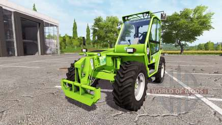 Merlo P41.7 Turbofarmer v2.0 pour Farming Simulator 2017