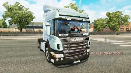 Scania P340 v2.0 für Euro Truck Simulator 2