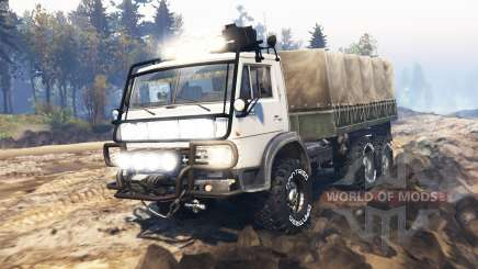 KAMAZ-4310 v7.0 pour Spin Tires