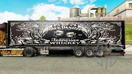 Semi-Trailer Chereau Jack Daniels für Euro Truck Simulator 2