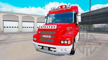 Iveco Strator v3.1 pour American Truck Simulator