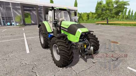 Deutz-Fahr Agrotron 7230 TTV v1.1 pour Farming Simulator 2017