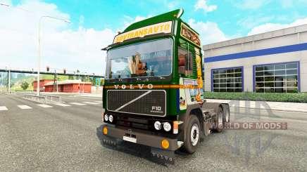Volvo F10 Kinst pour Euro Truck Simulator 2