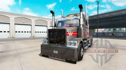 Wester Star 4800 v2.0 pour American Truck Simulator
