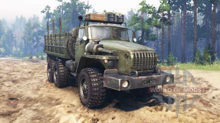 Ural-4320-31 pour Spin Tires