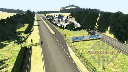 Nürburgring pour BeamNG Drive
