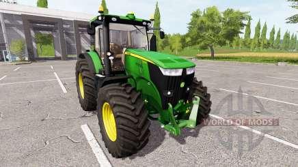 John Deere 7280R v1.1.0.1 pour Farming Simulator 2017