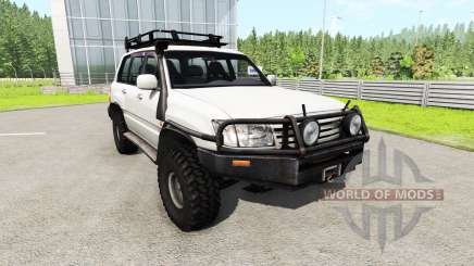 Toyota Land Cruiser 100 v0.5.3 pour BeamNG Drive