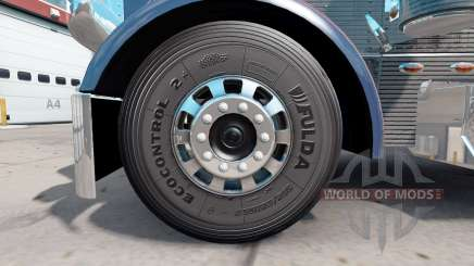 Véritable bus v1.5 pour American Truck Simulator