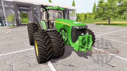 John Deere 8520 pour Farming Simulator 2017
