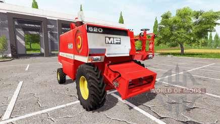 Massey Ferguson 620 pour Farming Simulator 2017