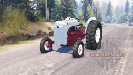 Ford 8N pour Spin Tires