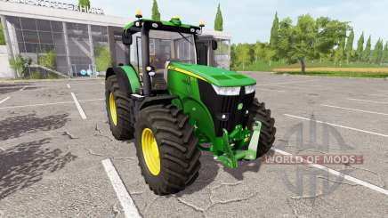 John Deere 7270R v1.1 pour Farming Simulator 2017